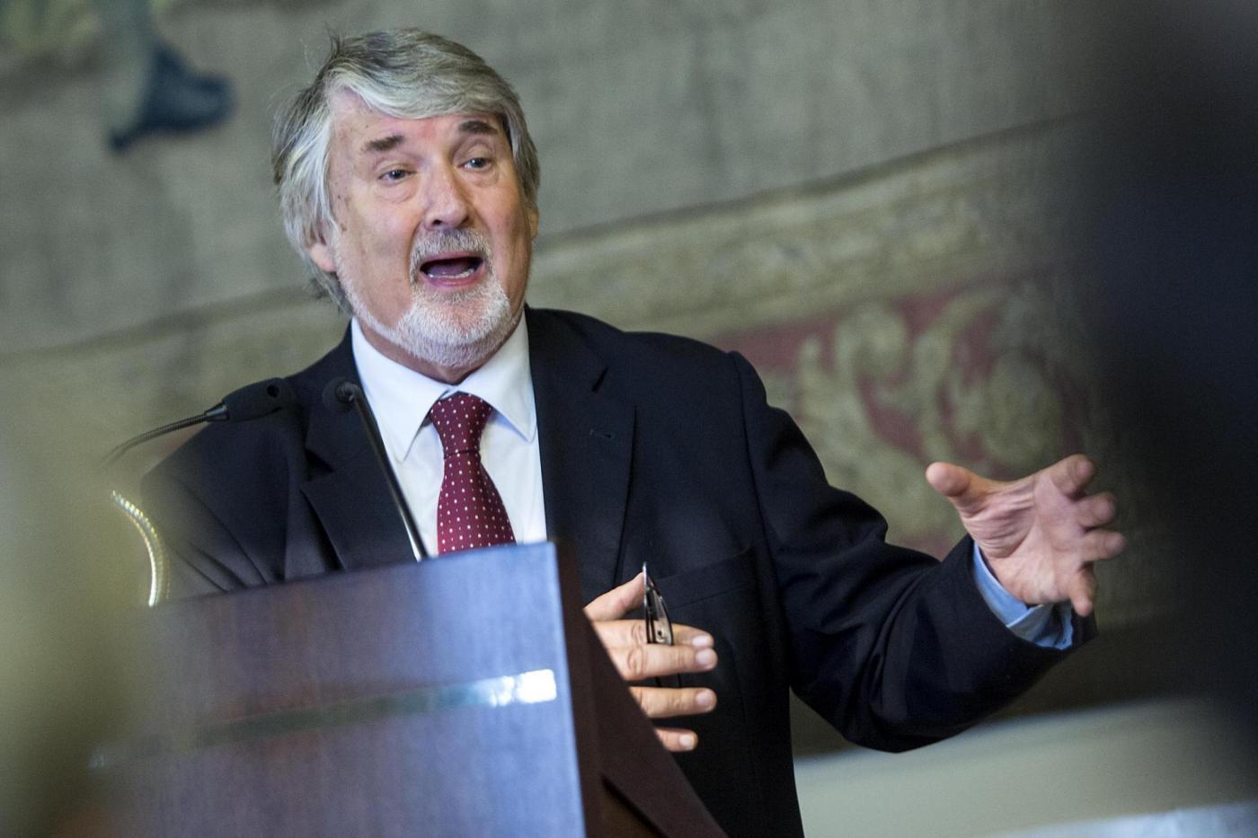 Giuliano Poletti: rendere il lavoro indeterminato più competitivo