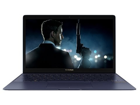 Asus: ZenBook 3 sfida il MacBook Air