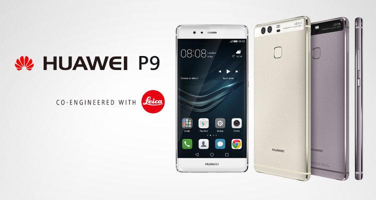 Huawei P9: podio per il top gamma dell'azienda cinese nella classifica dei migliori smartphone 2016