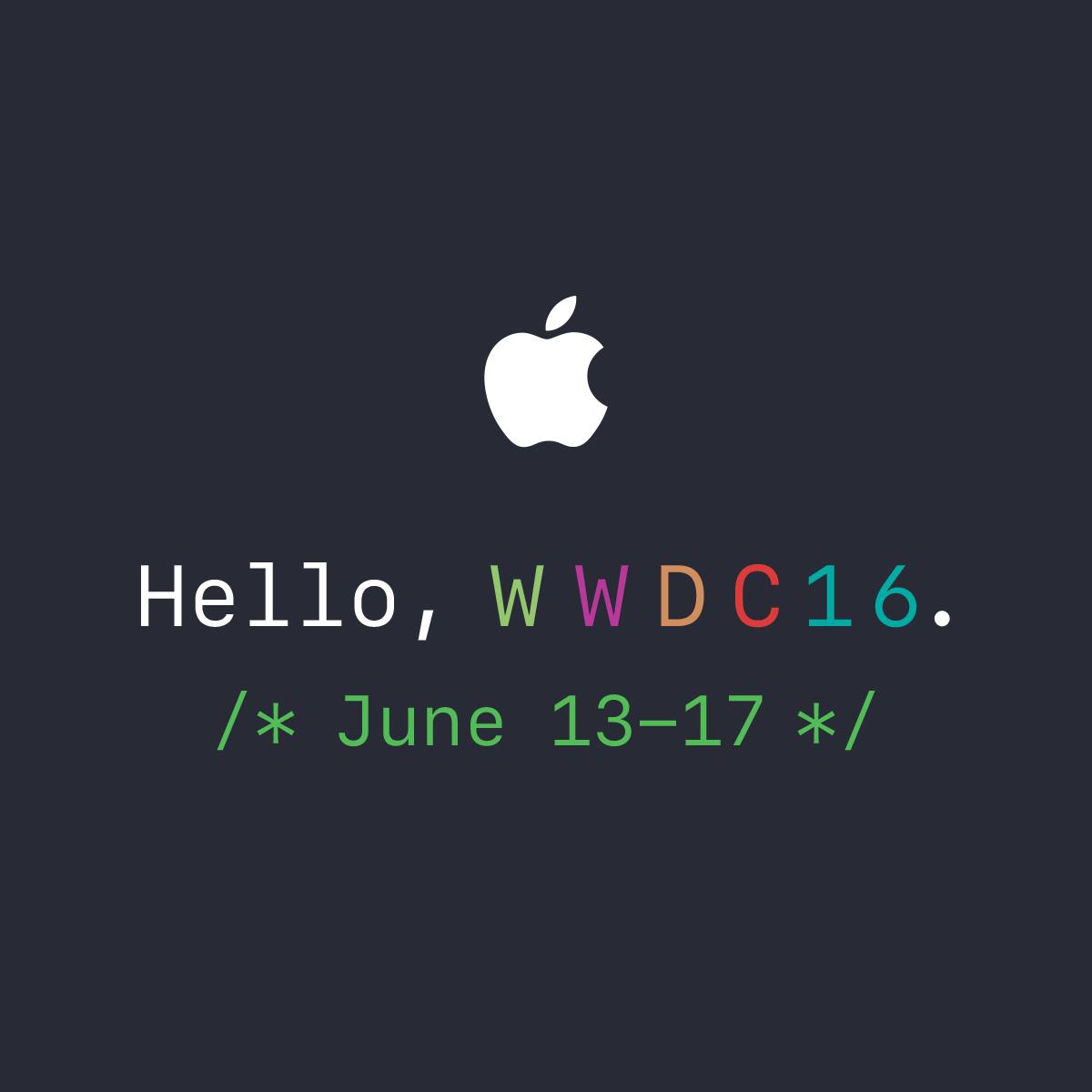 Apple WWDC 2016: tra indiscrezioni e sorprese, il momento è arrivato