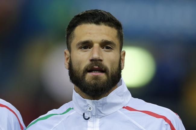 Antonio Candreva: il Chelsea potrebbe spuntarla sull'Inter