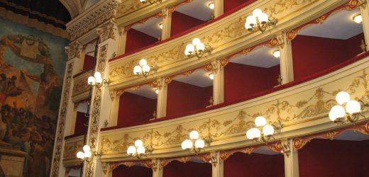 Chieti: normativa antincendio del Teatro Marrucino