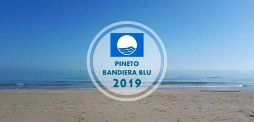 Pineto si fregia della 16esima Bandiera Blu