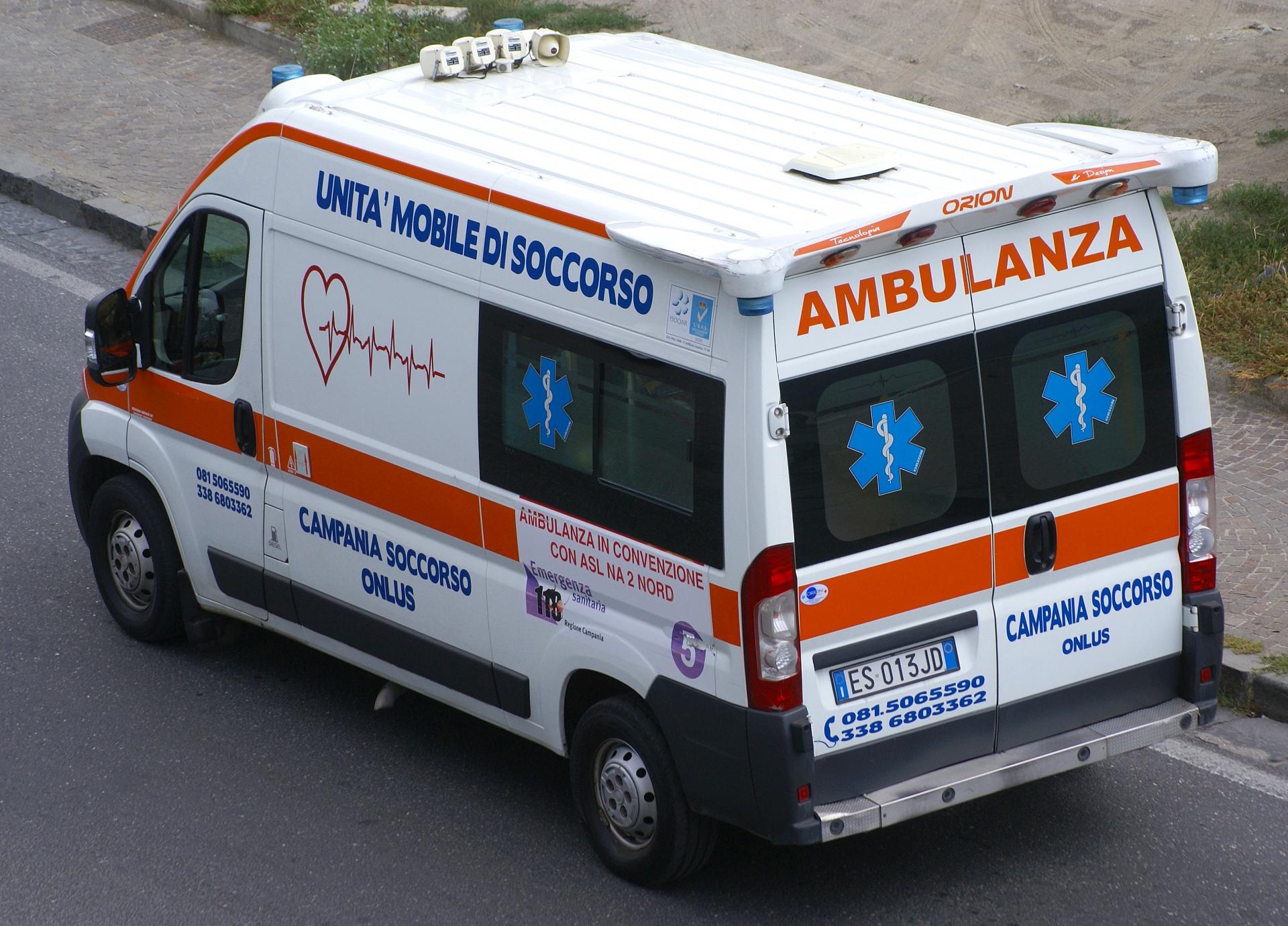 """Sindaco di Giulianova in ospedale: """"il più sentito ringraziamento a dottori e personale"""""""