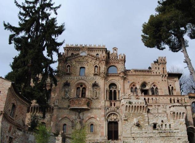 Teramo: il restauro del Giardino di Castello Della Monica