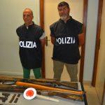 Auto con fucile e pistole rubati a bordo: serviva per un furto a Giulianova