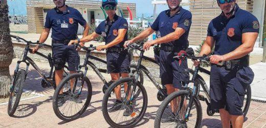 Giulianova: servizio di vigilanza diurna sui Lungomari