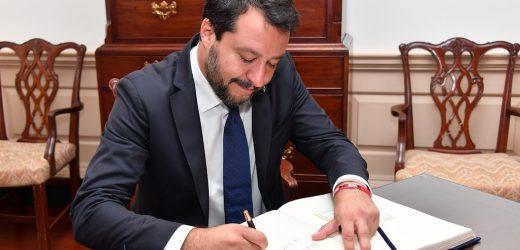 Salvini in Abruzzo: tutti i divieti e le ordinanze