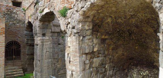Teramo: la progettazione definitiva del Teatro Romano