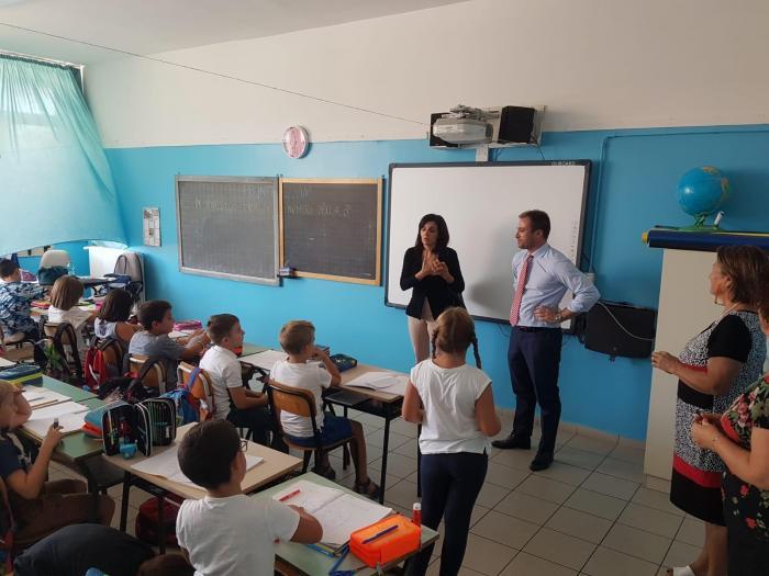 Scuola: il sindaco di Giulianova augura un buon anno scolastico