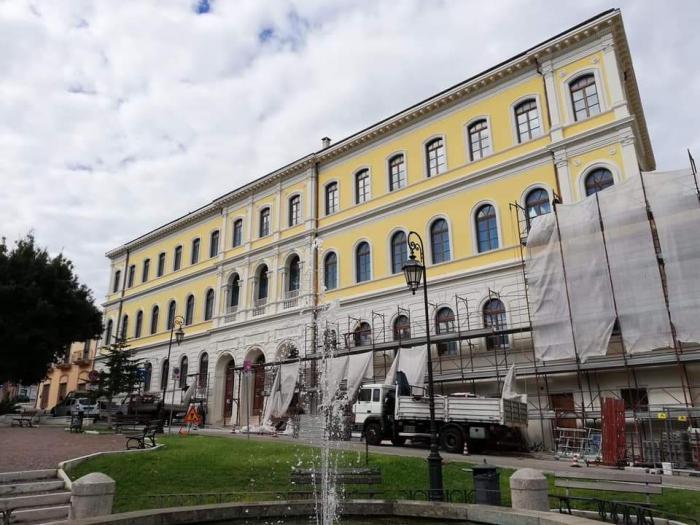 Il restauro della scuola De Amicis: ultimati i lavori