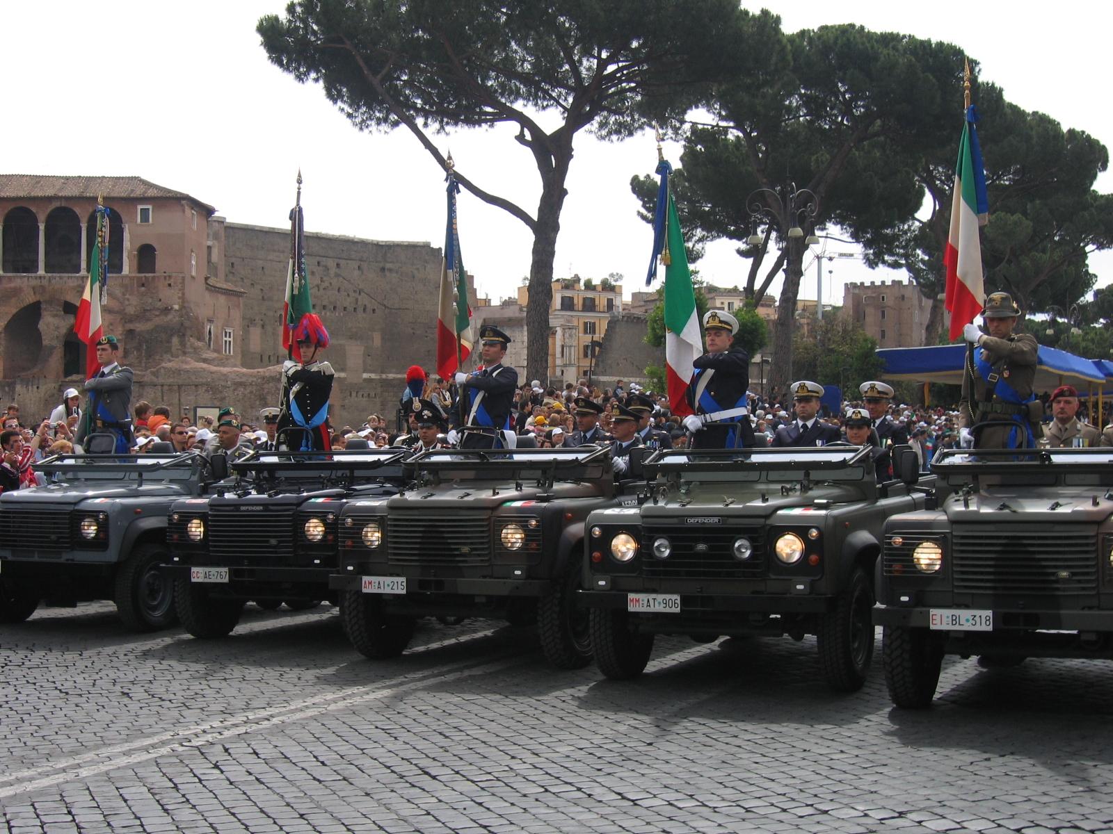 Giulianova: celebrazioni e Giornata delle Forze Armate a Giulianova