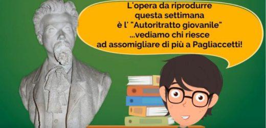 #iorestoacasa con #Pagliaccetti120: il gioco on line dei musei