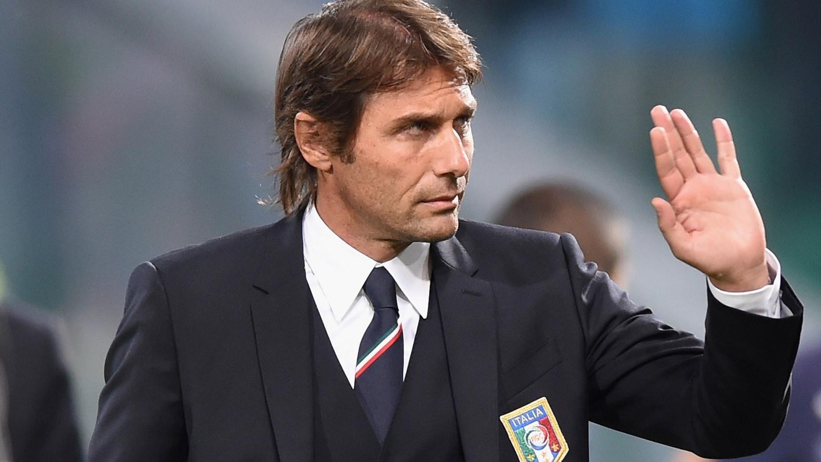Antonio Conte: l'Italia vince l'amichevole con la Scozia, ma non brilla
