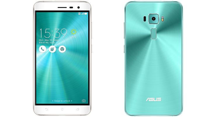 Asus al Computex2016 presenta la terza serie di Smartphone: ecco tutte le caratteristiche