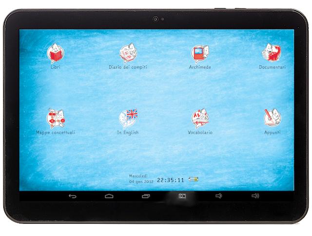EdiTouch: il tablet che combatte la dislessia
