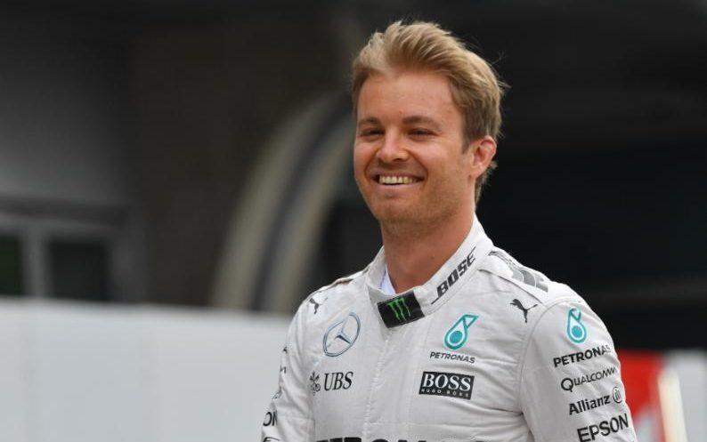 Nico Rosberg: il pilota della Mercedes ha trionfato fermandosi una sola volta