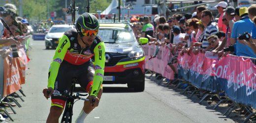 """Vasto: """"Eroi della sicurezza"""" in occasione del Giro d'Italia"""