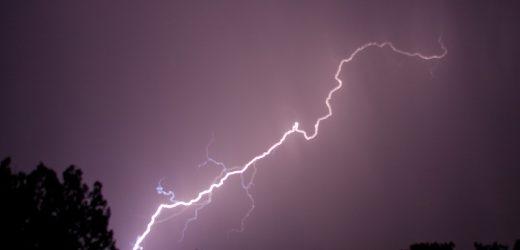 Le precipitazioni previste in tutto il Centro Italia